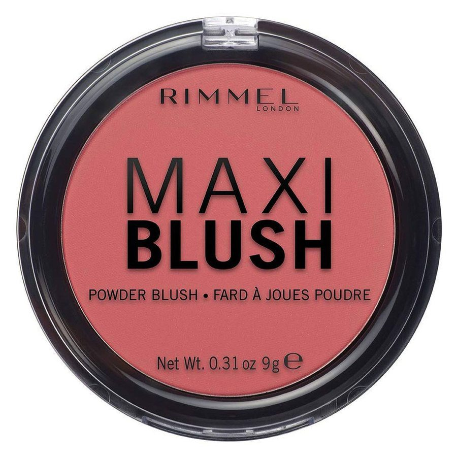 Rimmel London Face Maxi Blush (9 g), #003 Wild Card