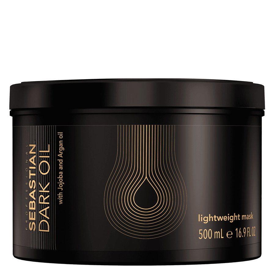 Sebastian Professional Dark Oil Lightweight Hair Mask (500 ml)