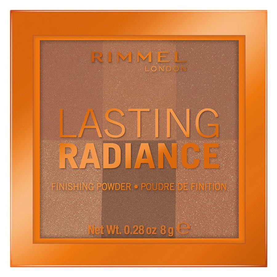 Rimmel London Lasting Radiance Powder (8 g), # 003 Espresso