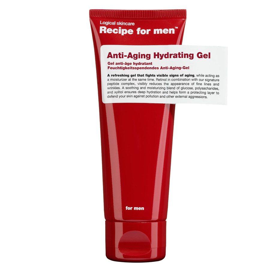 Recipe For Men Anti Aging Gel 75ml