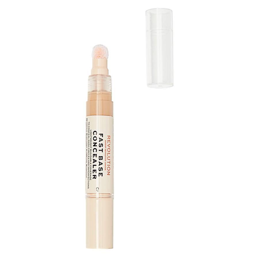 Makeup Revolution Fast Base Concealer, C7 (3 ml)