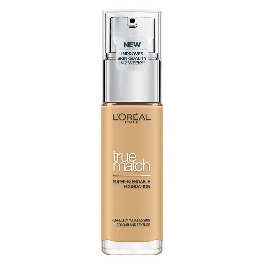 L'Oréal Paris True Match Liquid W4 Golden Natural (30 ml)