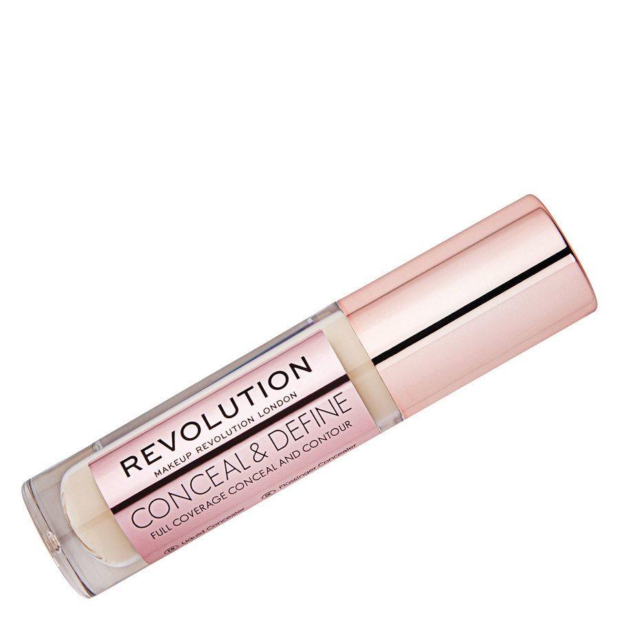 Makeup Revolution Conceal And Define Concealer, C2
