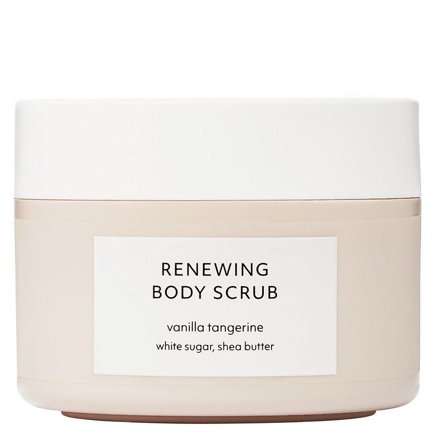 Estelle & Thild Vanilla Tangerine Renewing Body Scrub (200 ml)