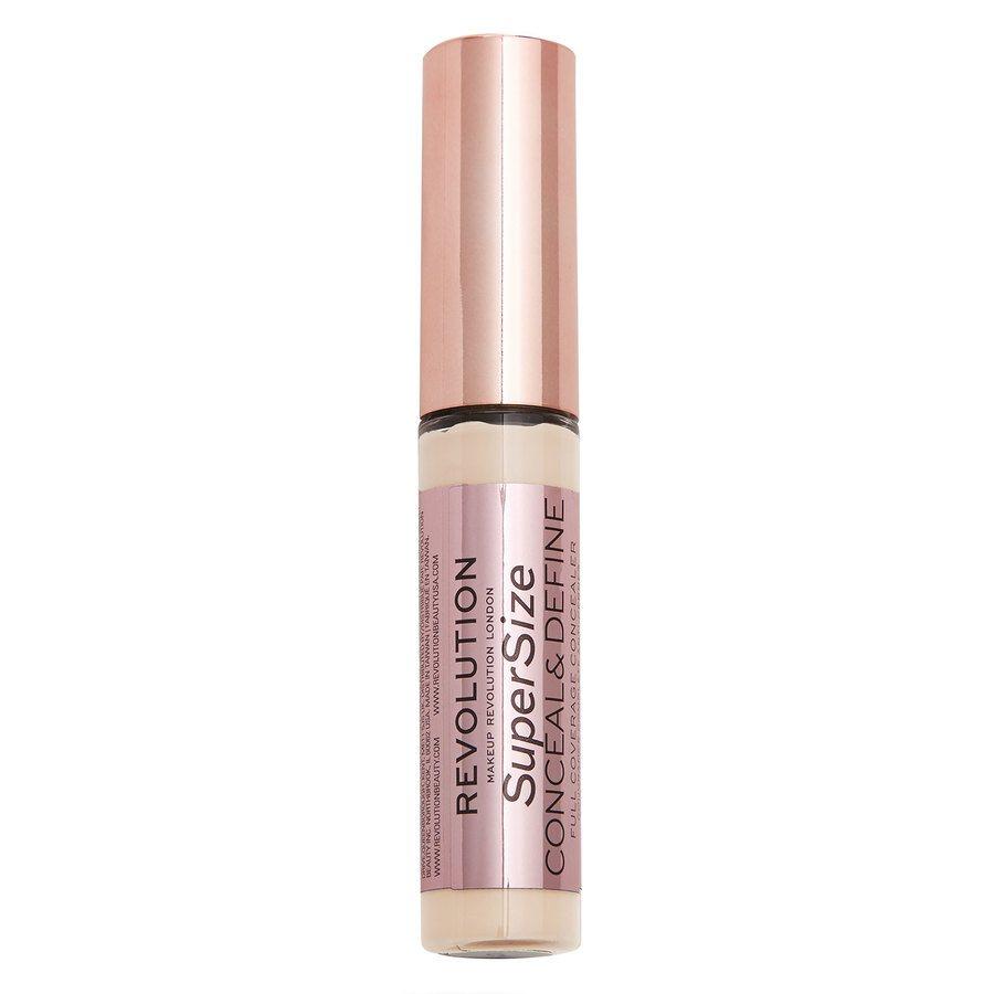 Makeup Revolution Conceal & Define Supersize, C3