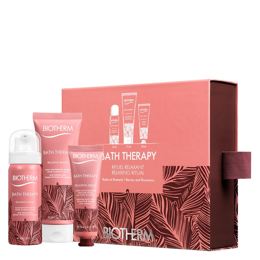 Biotherm Bath Therapy Relaxing Blend Zestawy Upominkowe 155ml