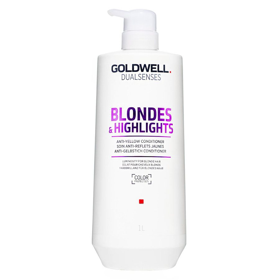 Goldwell Dualsenses Blondes & Highlights Anti-Yellow Balsam (1000 ml)