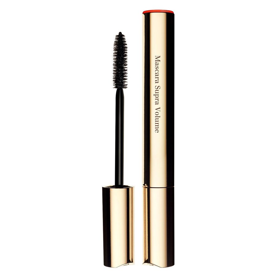 Clarins Supra Volume Mascara 8 ml, #01 Intense Black