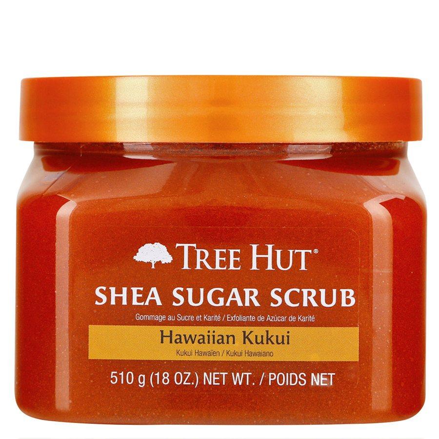 Tree Hut Shea Sugar Scrub Hawaiian Kukui (510g)