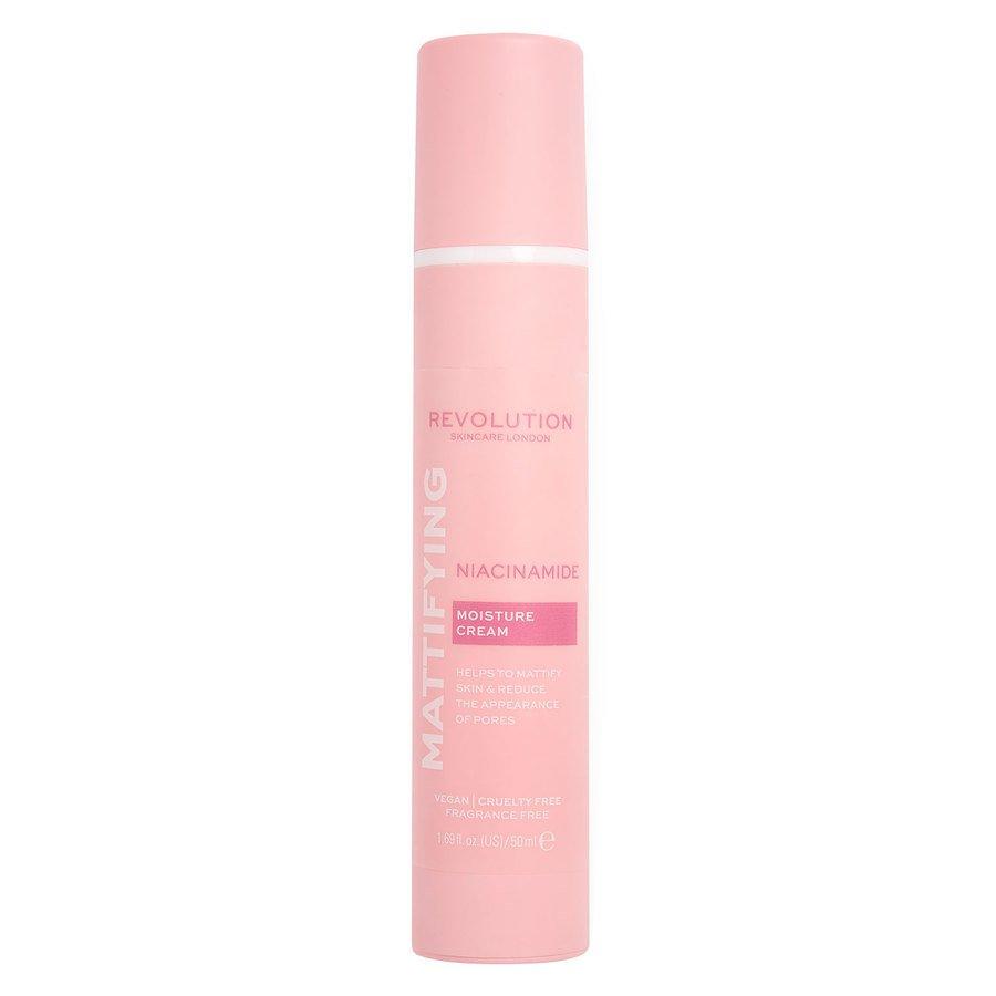 Revolution Skincare Niacinamide Mattifying Moisture Cream 50ml