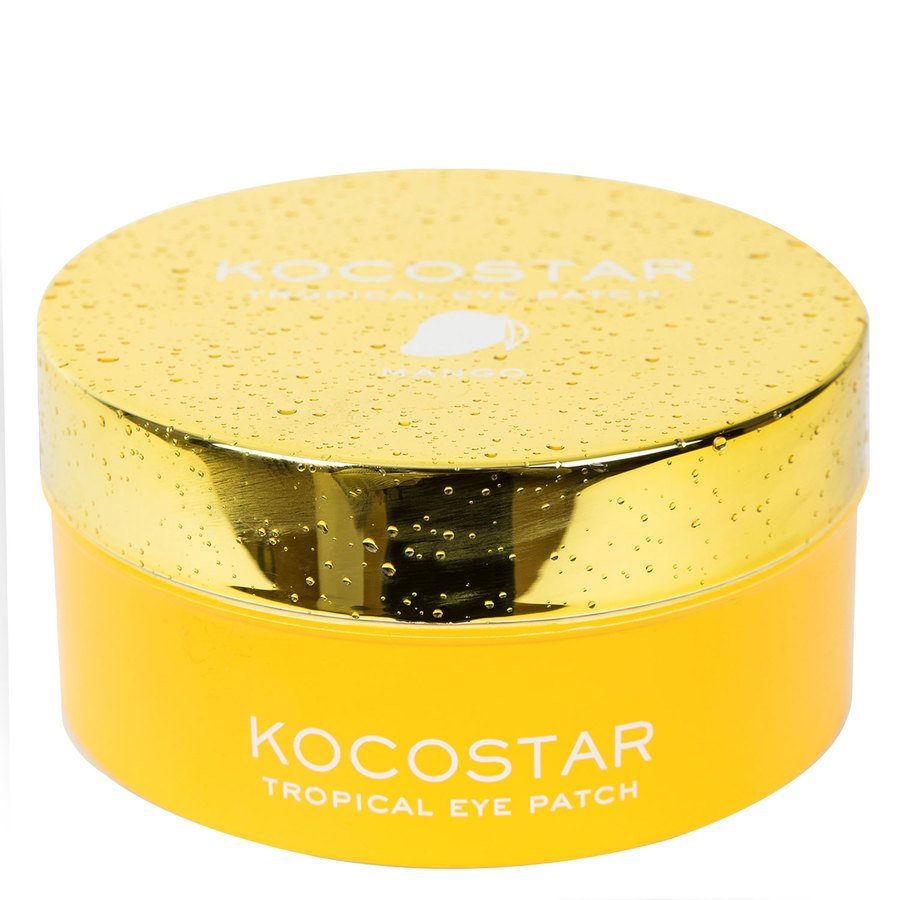 Kocostar Tropical Eye Patch, Mango (30 sztuk)