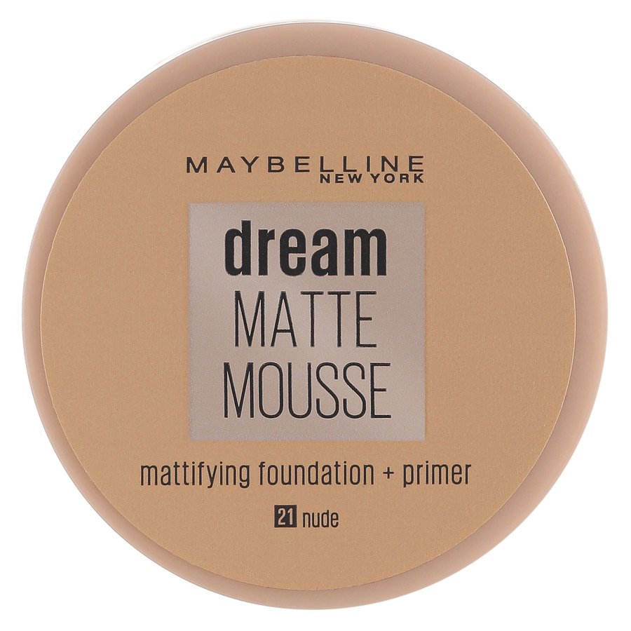 Maybelline Dream Matte Mousse 21 Nude (18 ml)