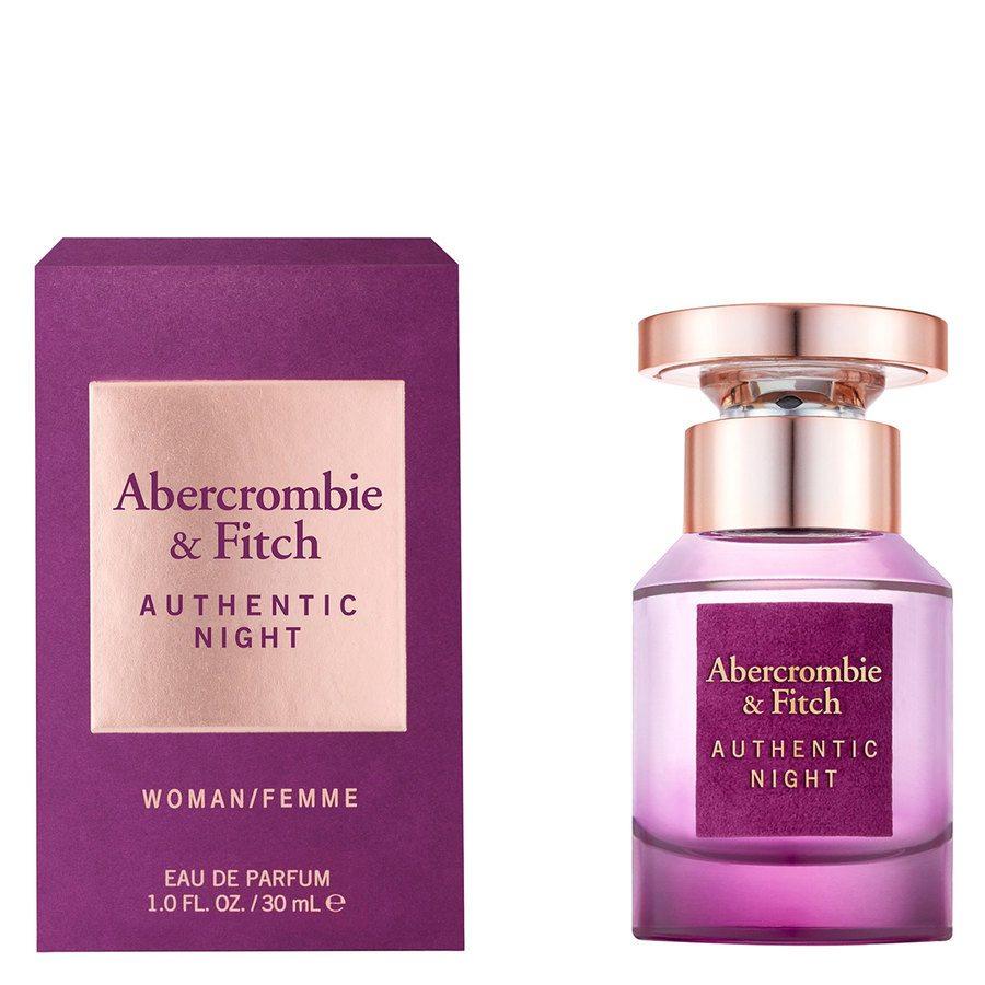 Abercrombie & Fitch Authentic Night Eau De Parfum (30 ml)