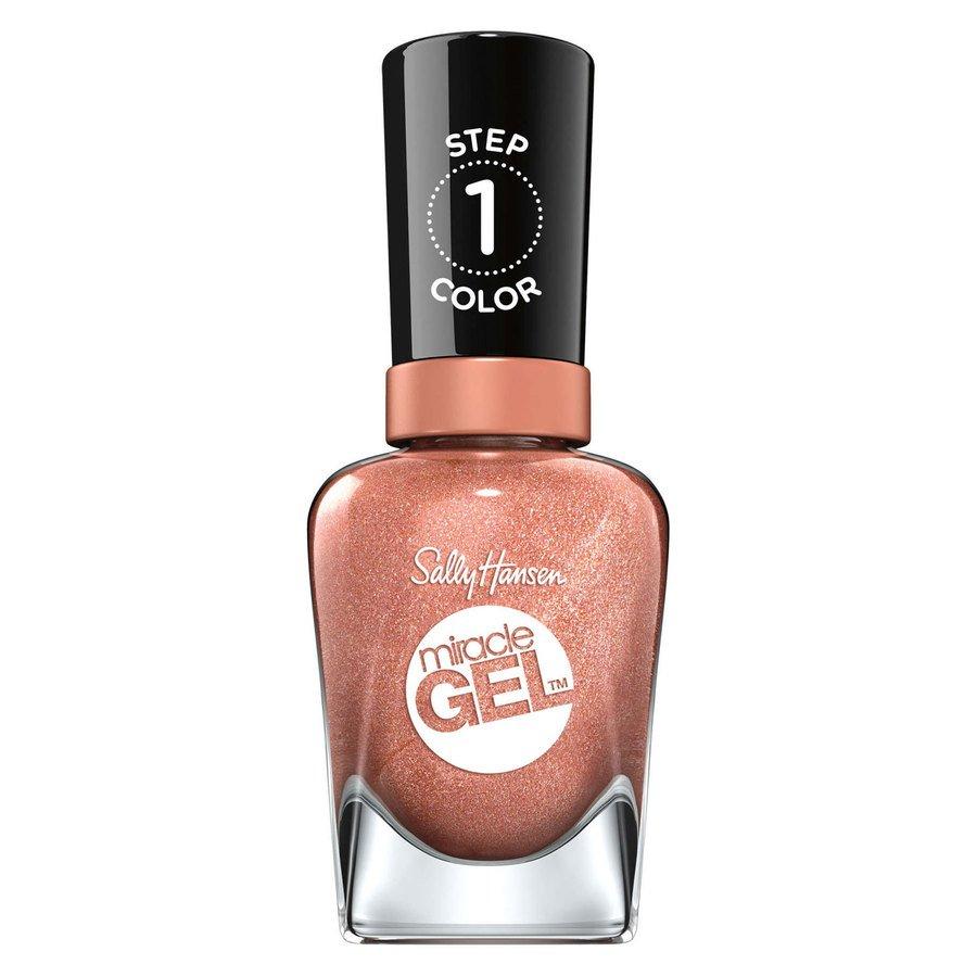 Sally Hansen Miracle Gel #660 Terra-Coppa (14,7 ml)