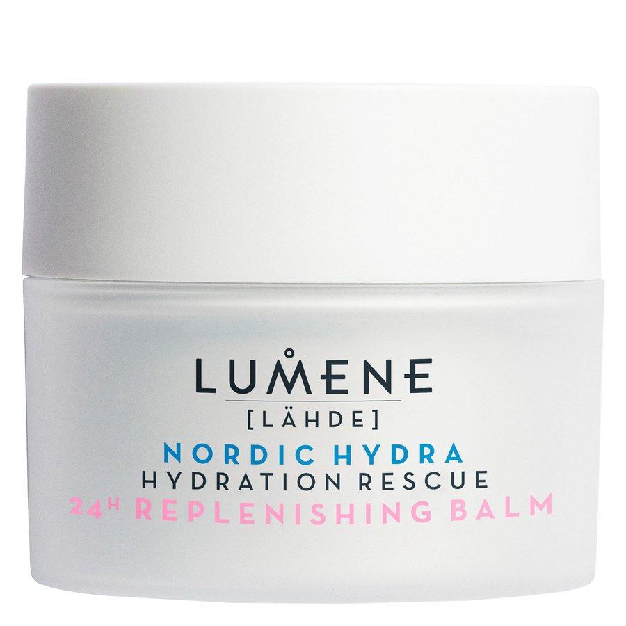 Lumene LÄHDE Hydration Rescue 24H Replenishing Balm (50ml)