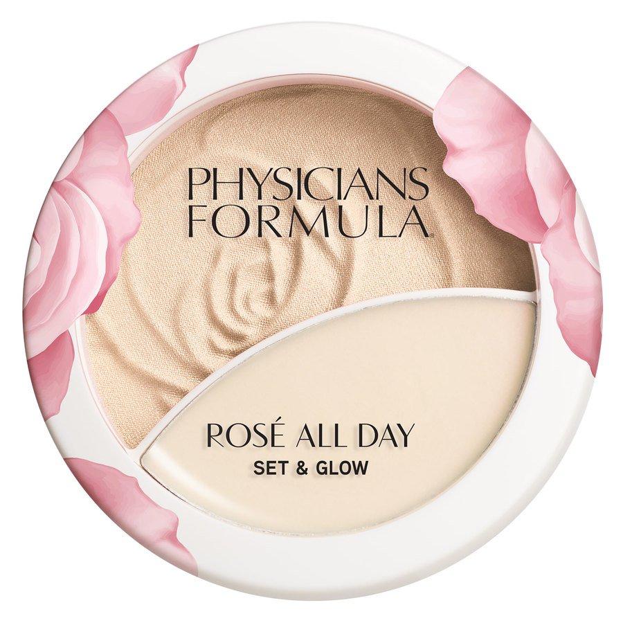 Physicians Formula Rosé All Day Set & Glow Powder (10,2 g) ─ Luminous Light