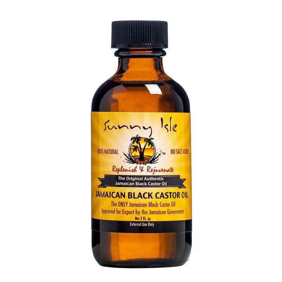 Sunny Isle Jamaican Black Castor Oil olejek rycynowy (60 ml), Regular