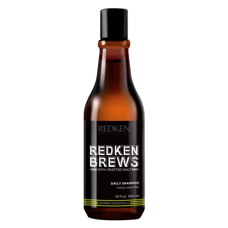 Redken Brews Daily Szampon (300 ml)