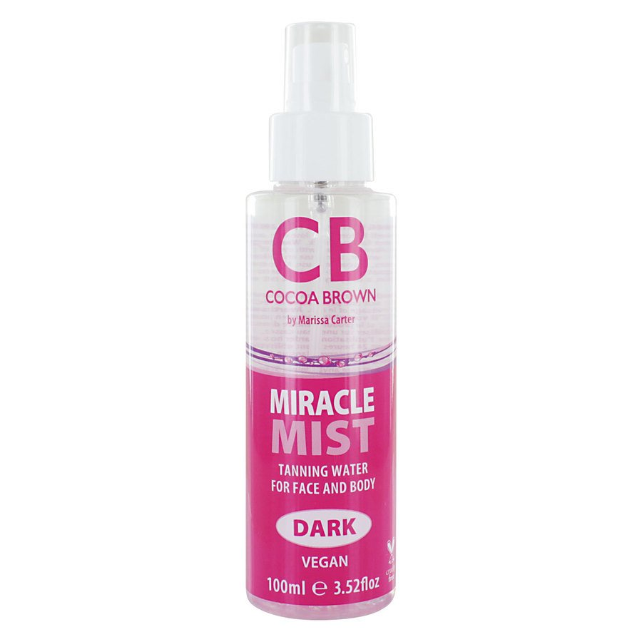 Cocoa Brown Miracle Mist Tanning Water Dark (100 ml)