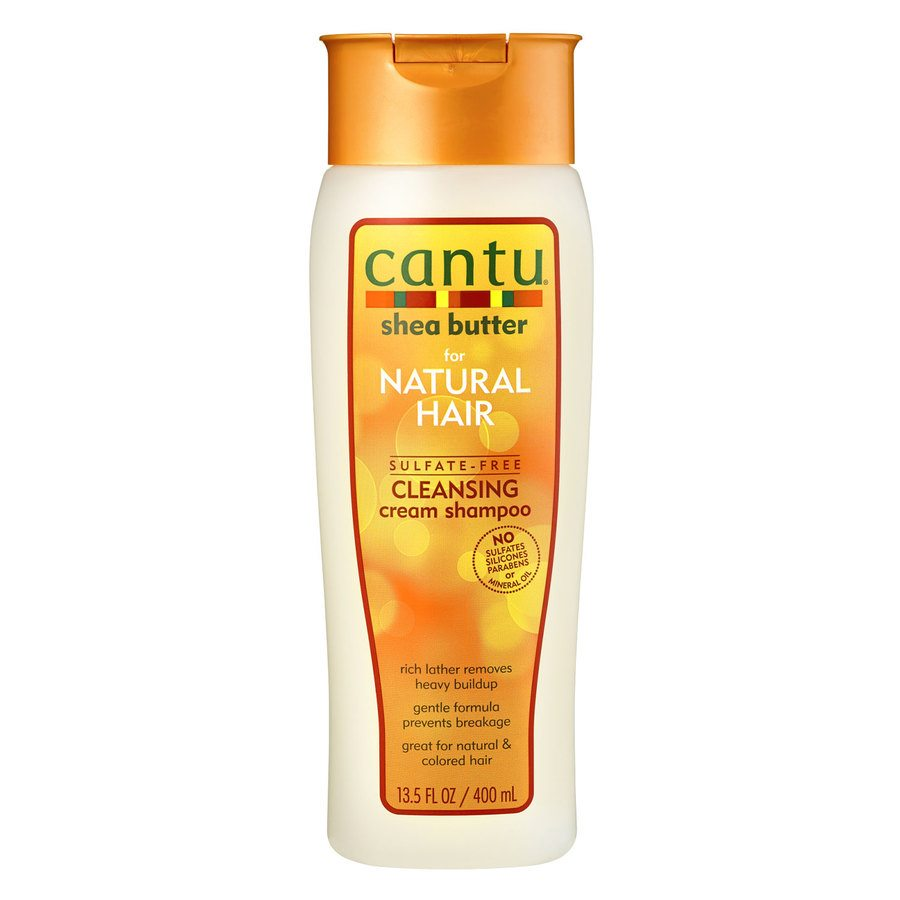 Cantu Shea Butter For Natural Hair Cleansing Cream Shampoo (400 ml)