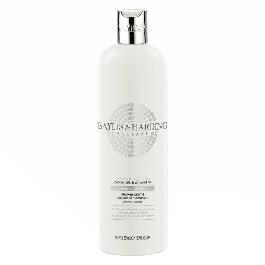 Baylis & Harding Shower Cream Jojoba, Silk & Almond Oil (500 ml)