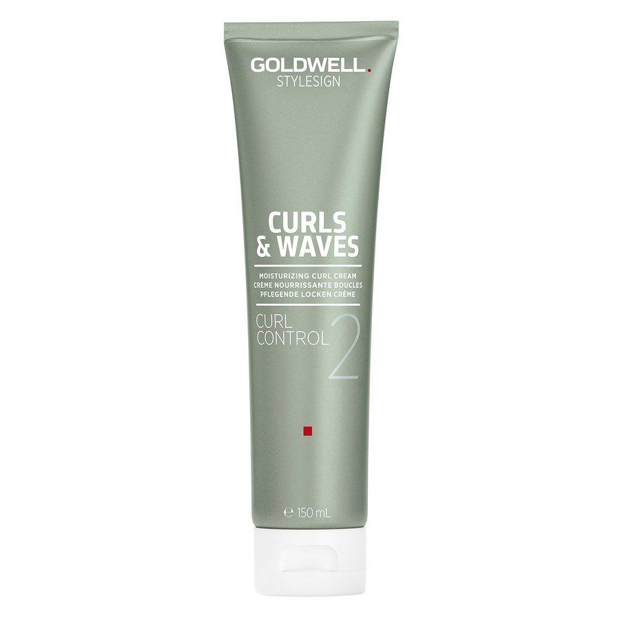 Goldwell Stylesign Curls & Waves Curl Control Mosturizing Curl Cream 150ml