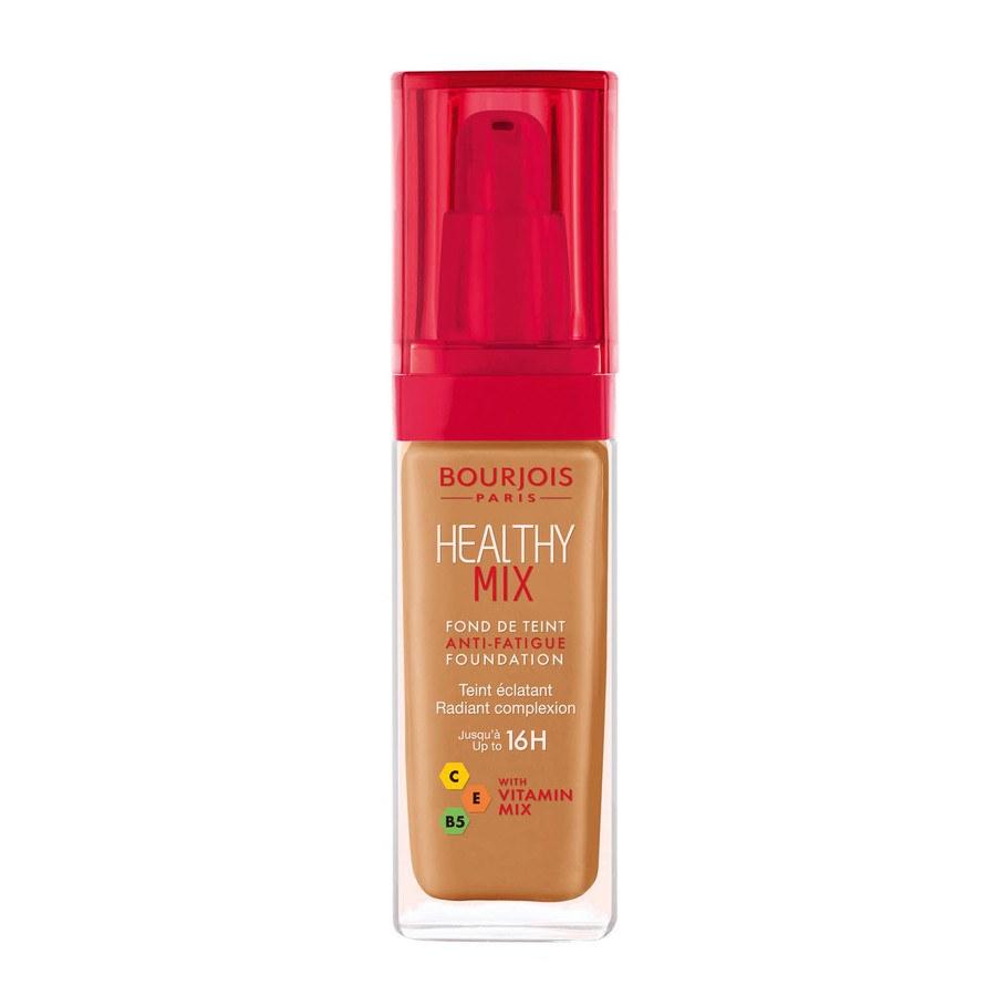 Bourjois Healthy Mix Anti-Fatigue Foundation (30 ml), 58 Caramel