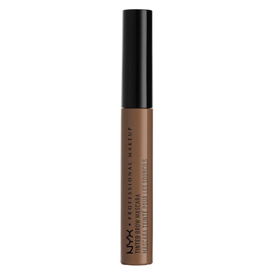 NYX Professional Makeup Tinted Brow tusz do brwi, Chocolate TBM02