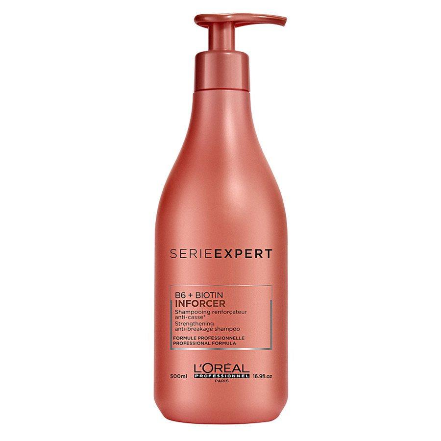 L'Oréal Professionnel Série Expert B6 + Biotin Inforcer Szampon (500 ml)