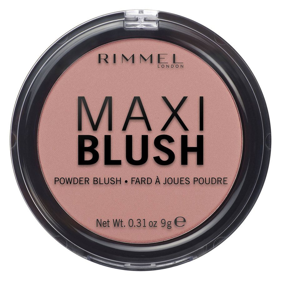 Rimmel London Face Maxi Blush (9 g), #006 Exposed