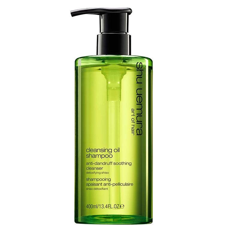 Shu Uemura Art Of Hair Cleansing Oil Anti-Dandruff Soothing Cleanser 400ml