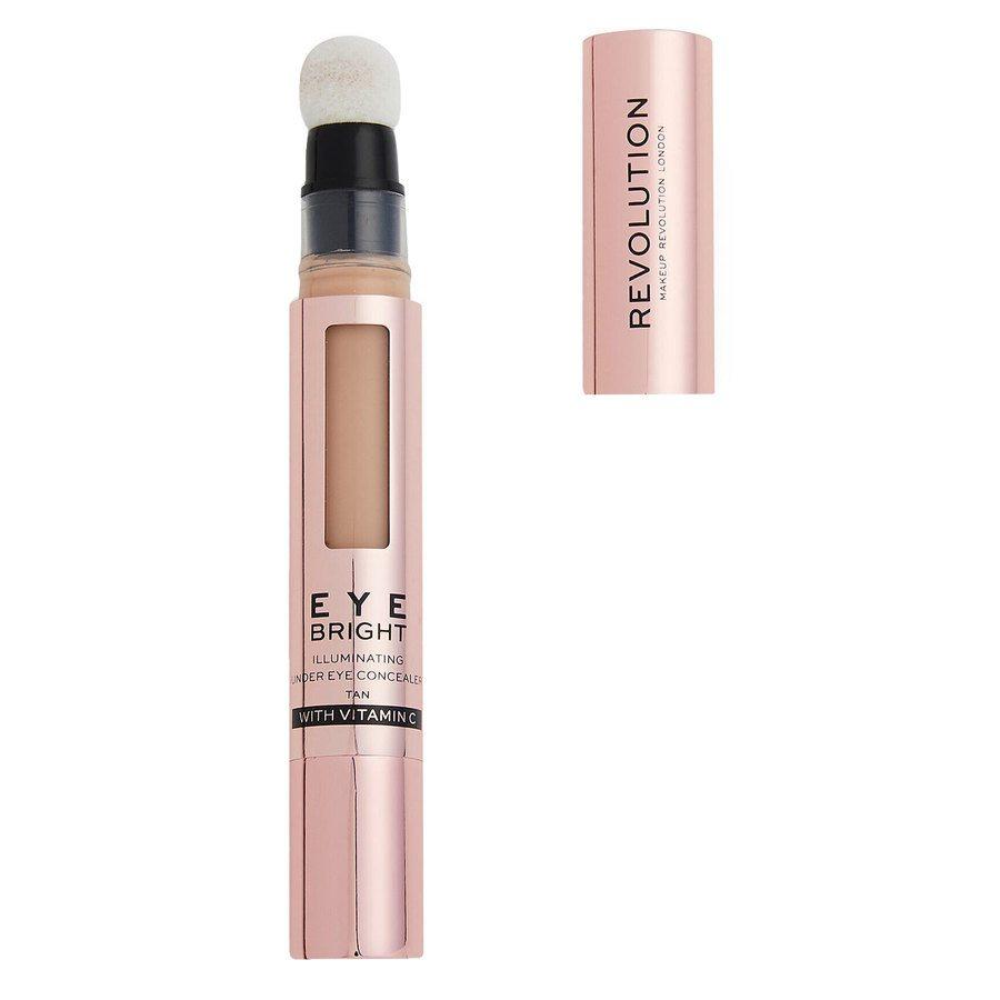 Revolution Beauty Makeup Revolution Eye Bright Illuminating Under Eye Concealer 2,9ml, Tan