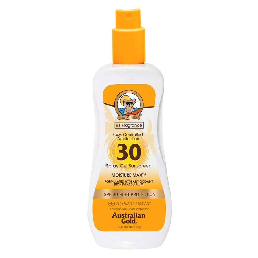 Australian Gold Spray Gel SPF 30 (237ml)