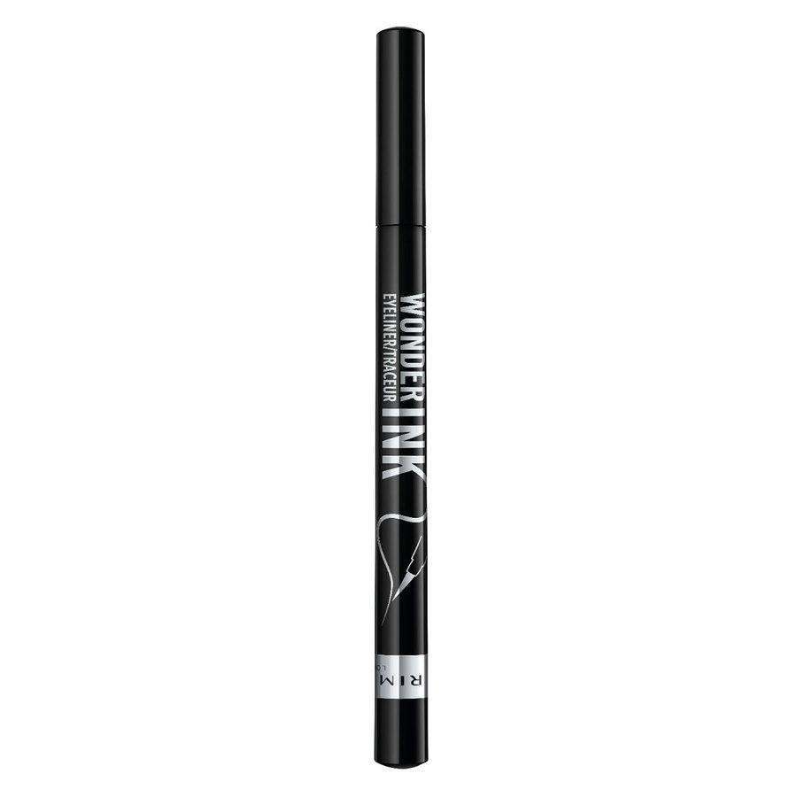 Rimmel London Wonder'Ink Liquid Eye Liner (1.2 ml) ─ Black
