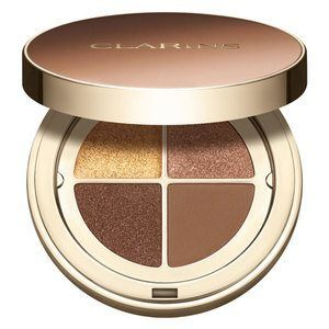 Clarins Ombre 4 Couleurs (4 g), 04 Brown Sugar Gradation