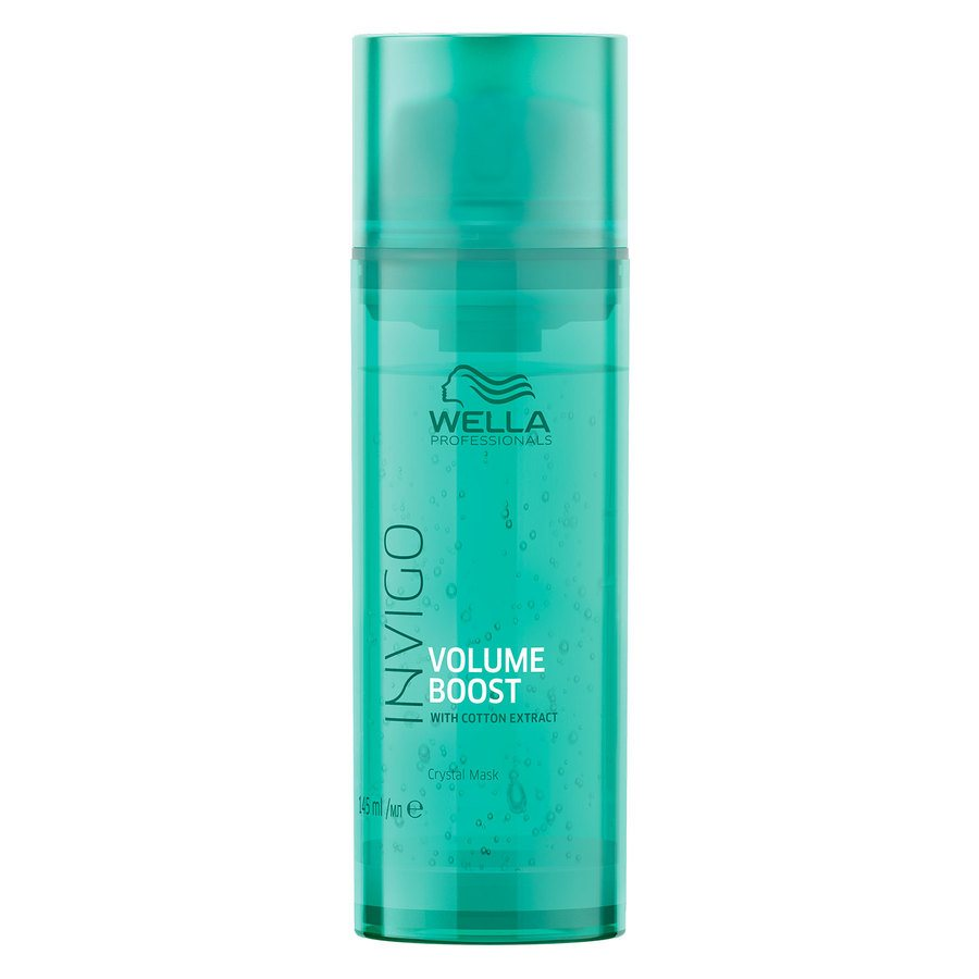 Wella Professionals Invigo Volume Boost Crystal Mask (145 ml)