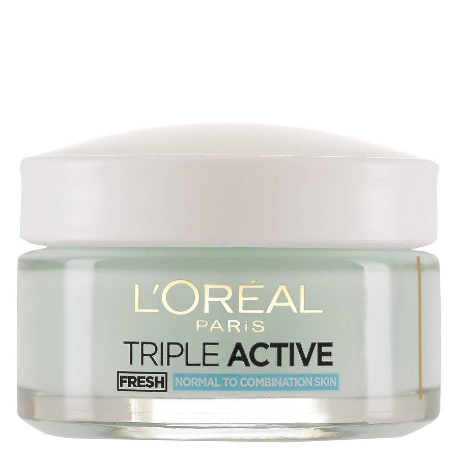 L'Oréal Paris Triple Active Fresh Day Cream (50ml)