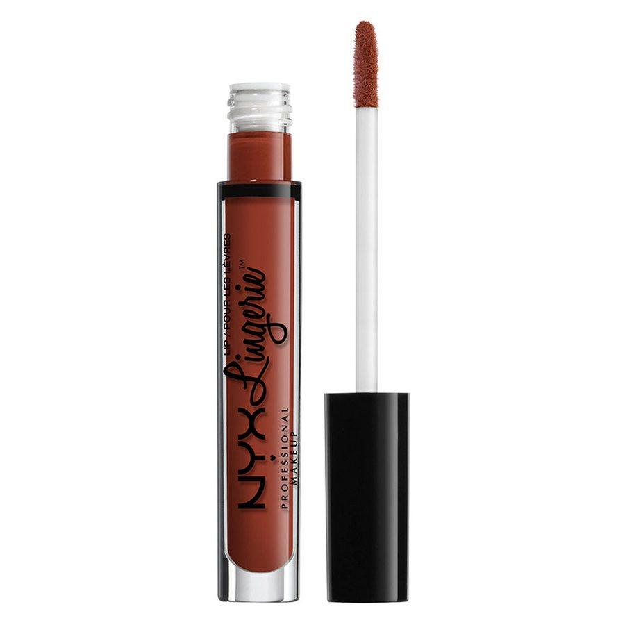 NYX Professional Makeup Lingerie Liquid Lipstick, Exotic LIPLI12