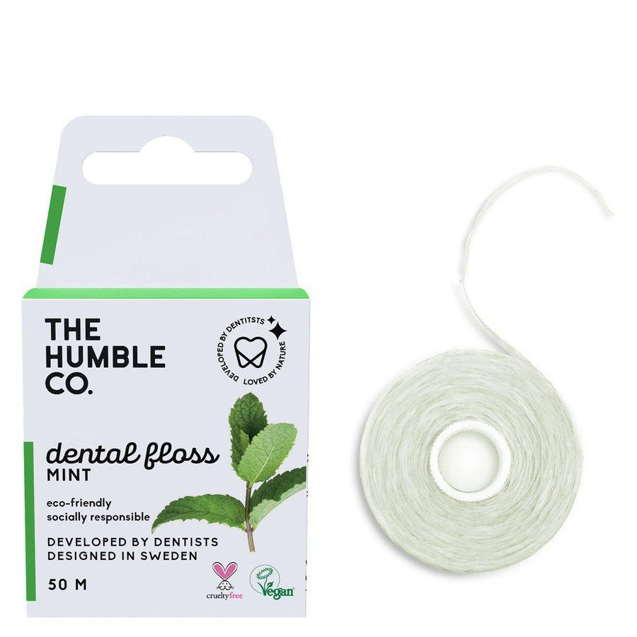 The Humble Co. Dental Floss Fresh Mint 50 m