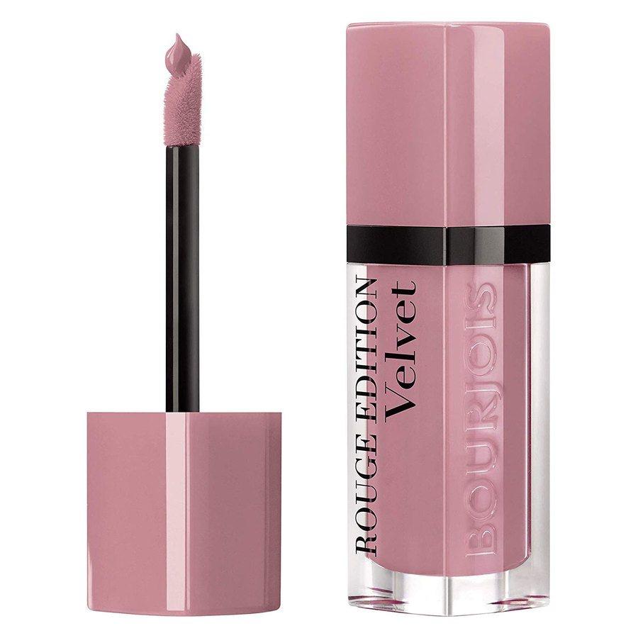 Bourjois Rouge Edition Velvet Lipstick 10 Don't Pink Of It (6.7 ml)