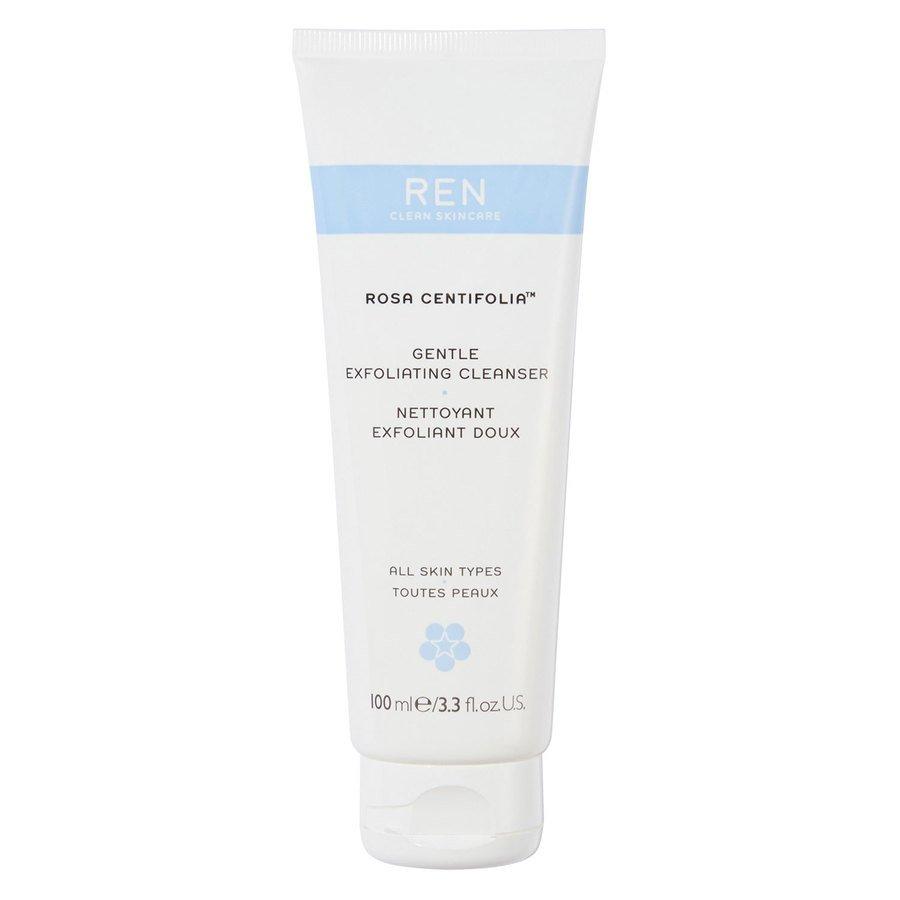 REN Rosa Centifolia Gentle Exfoliating Cleanser Gesichtspeeling (100 ml)
