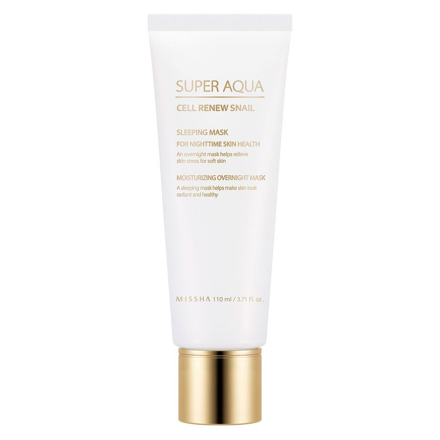 Missha Super Aqua Cell Renew Snail Sleeping Mask (110 ml)