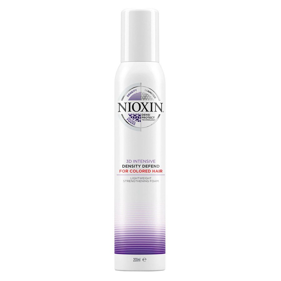 Nioxin 3D Intensive Density Defend For Colored Hair (180 ml)