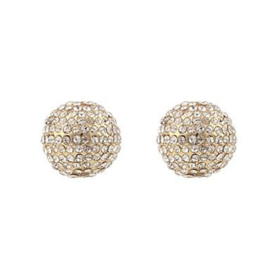 Snö Of Sweden Zin Small Ear ─ Gold / Clear