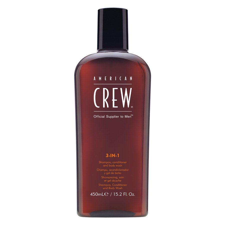 American Crew Classic 3-in-1 (450ml)