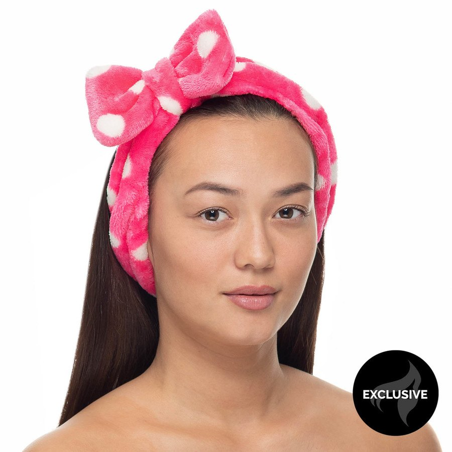 Shelas Makeup Headband Dots