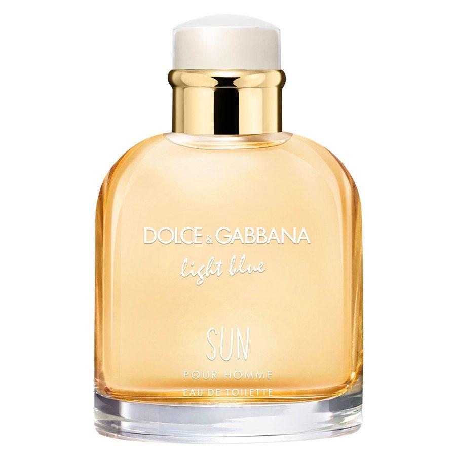 Dolce & Gabbana Light Blue Sun Pour Homme Woda Toaletowa (125ml)