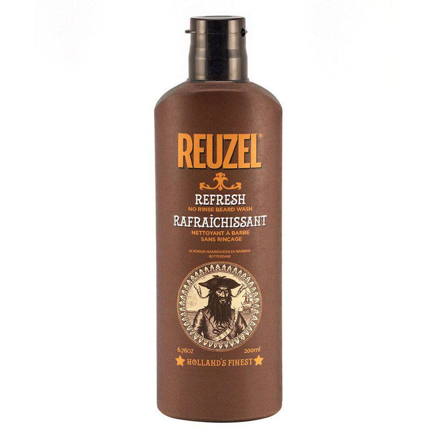 Reuzel Refresh No Rinse Beard Wash 200ml