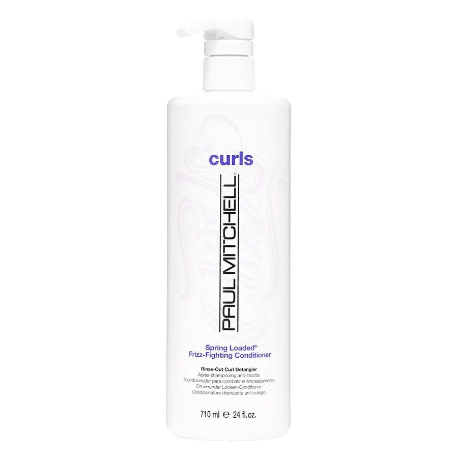 Paul Mitchell Curls Spring Loaded Frizz Fighting Balsam (710 ml)
