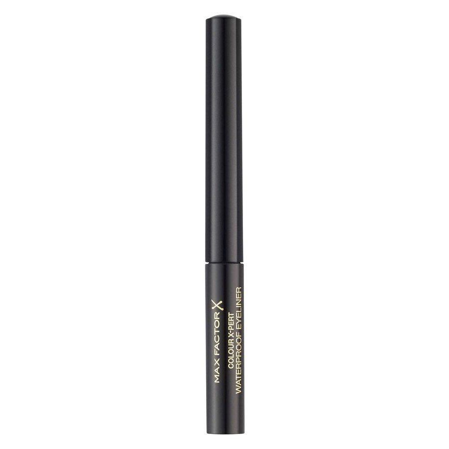 Max Factor Color X-pert Waterproof Wodoodporny eyeliner, Deep Black 01